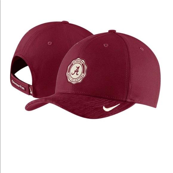 a125a18bedb Alabama dri-fit Nike hat
